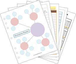 Professional Planner Pack