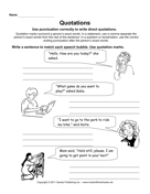 Educational Worksheets